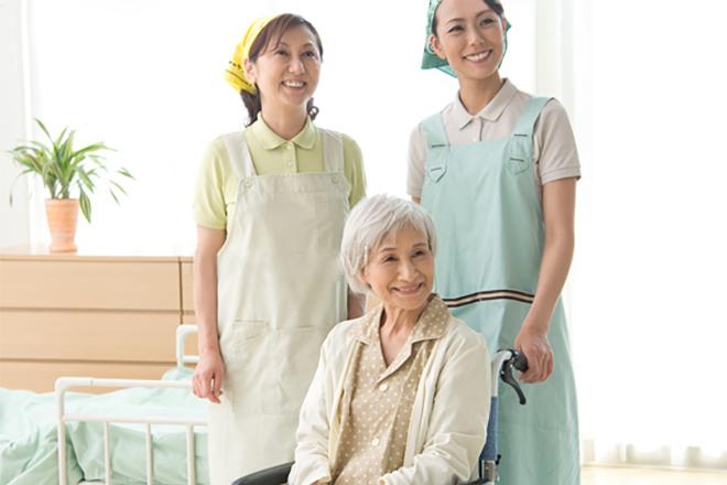 エビスホーム天下茶東健康管理サービスイメージ